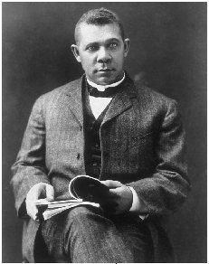 Where did booker t washington live