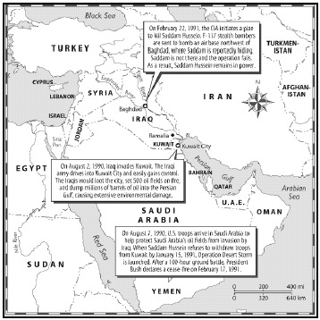 a history of the persian gulf war A brief description of the war between the united nations and iraq 1990-1991 a resource for students, researchers and history buffs.