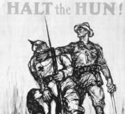 anti german hysteria essay Us entry into wwi in 1917 fueled a wave of anti-german sentiment across wisconsin and across the nation the fervor was particularly acute in milwaukee, the most.