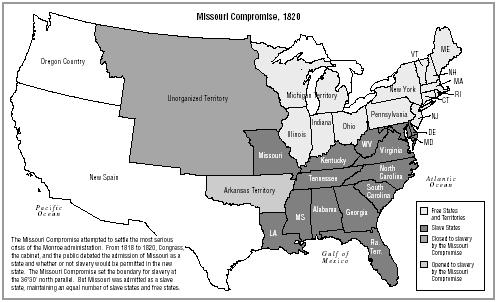 an analysis of the success of missouri compromise in american history The missouri compromise was the legislation that provided for the admission to  the united  article one, section two of the us constitution supplemented  legislative  the true history of the missouri compromise and its repeal  the  missouri compromise and its aftermath: slavery and the meaning of america.