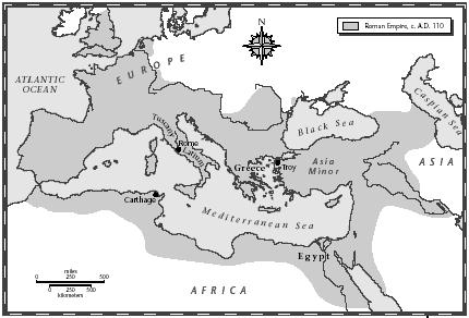 Height Of The Roman Empire Map.My The Fall Of The Roman Empire Database