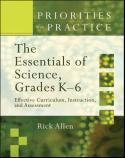 The Essentials of Science, Grades K-6