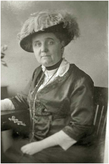 Jane Addams (1860–1935), political activist and leader of the settlement house movement.