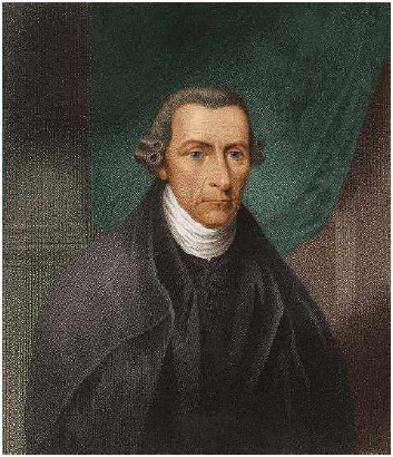 Patrick Henry (1736–1799), American revolutionary leader, farmer, and orator from Virginia and a prominent Anti-Federalist.
