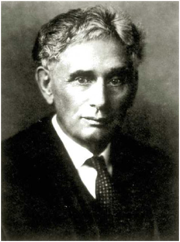 Louis Brandeis, associate justice of the US Supreme Court, 1916–1939.
