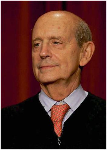Stephen Breyer, associate justice of the US Supreme Court, 1994–.