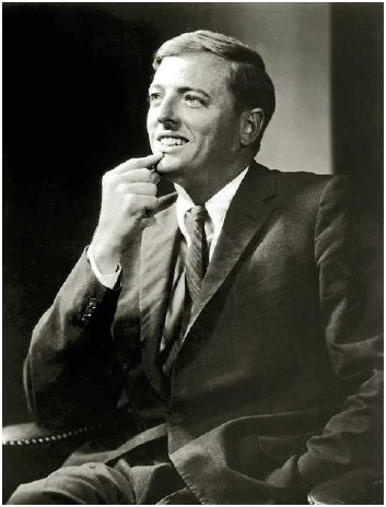 William F. Buckley Jr. (1925–2008), conservative thinker and author.