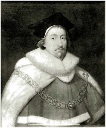 Edward Coke (1552–1634), English jurist.