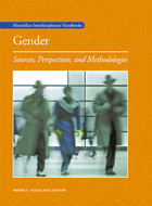Gender: Sources, Perspectives, and Methodologies, ed. , v.