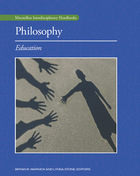 Philosophy: Education, ed. , v.