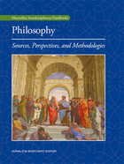 Philosophy: Sources, Perspectives, and Methodologies, ed. , v.