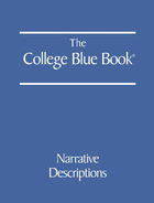 The College Blue Book, ed. 43, v.