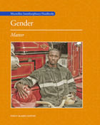 Gender: Matter, ed. , v.