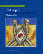 Philosophy: Medical Ethics, ed. , v.