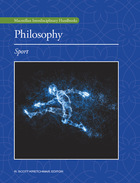 Philosophy: Sport, ed. , v.