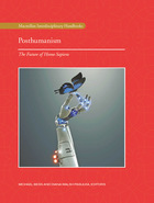 Posthumanism: The Future of Homo Sapiens, ed. , v.