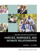 Macmillan Encyclopedia of Families, Marriages, and Intimate Relationships, ed. , v.