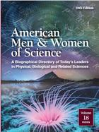 American Men & Women of Science, ed. 38, v.