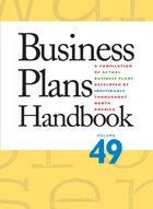 Business Plans Handbook, ed. , v. 49 Icon