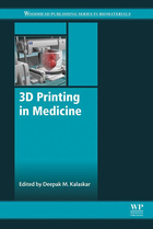 3D Printing in Medicine, ed. , v.