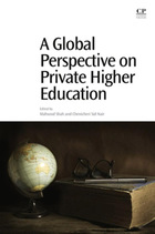 A Global Perspective on Private Higher Education