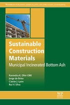 Sustainable Construction Materials: Municipal Incinerated Bottom Ash, ed. , v.