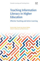 Teaching Information Literacy in Higher Education, ed. , v.