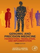 Genomic and Precision Medicine, ed. 3, v.