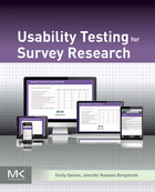 Usability Testing for Survey Research, ed. , v.