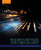 Research Methods for Cyber Security, ed. , v.