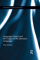 Language Contact and the Origins of the Germanic Languages, ed. , v.
