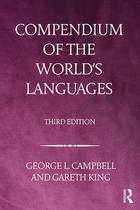 Compendium of the World's Languages, ed. 3, v.