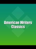 American Writers Classics, ed. , v. 1