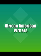 African American Writers, ed. 2, v.