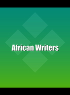 African Writers, ed. , v.