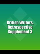 British Writers, Retrospective Supplement 3, ed. , v.
