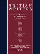 British Writers, Supplement 22, ed. , v.
