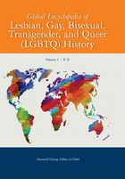 Global Encyclopedia of Lesbian, Gay, Bisexual, Transgender, and Queer (LGBTQ) History, ed. , v.
