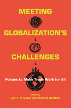Meeting Globalization's Challenges, ed. , v.