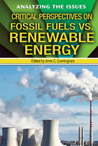 Critical Perspectives on Fossil Fuels vs. Renewable Energy, ed. , v.
