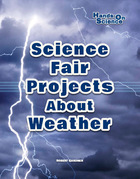 Science Fair Projects About Weather, ed. , v.