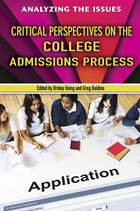 Critical Perspectives on the College Admissions Process, ed. , v.