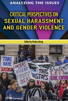 Critical Perspectives on Sexual Harassment and Gender Violence, ed. , v.