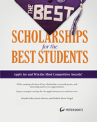 The Best Scholarships for the Best Students, ed. , v.