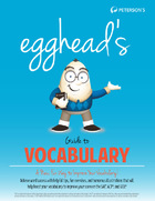 egghead's Guide to Vocabulary, ed. , v.