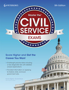 Master the Civil Service Exams, ed. 5, v.