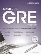 Master the GRE®, ed. 23, v.