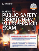 Peterson's Master the Public Safety Dispatcher/911 Operator Exam, ed. , v.