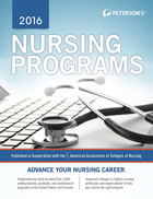 Peterson's® Nursing Programs 2016, ed. 21, v.