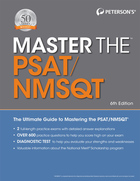 Peterson's® Master the PSAT/NMSQT® Exam, ed. 6, v.